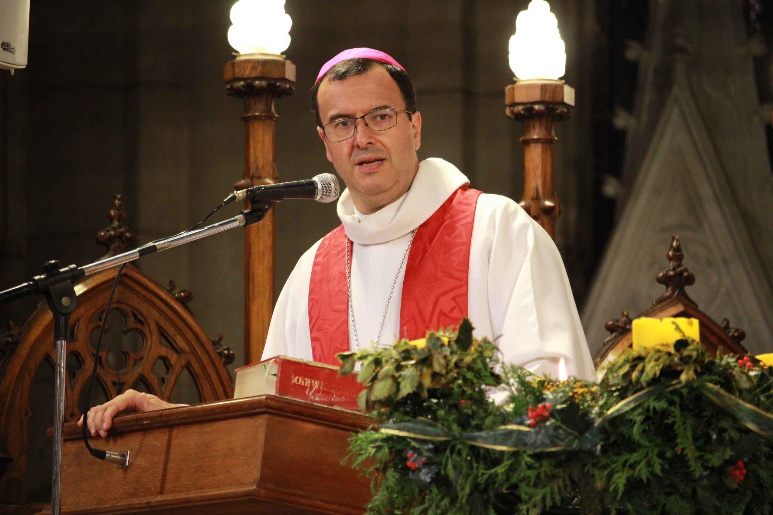 Mons. Gabriel Antonio Mestre